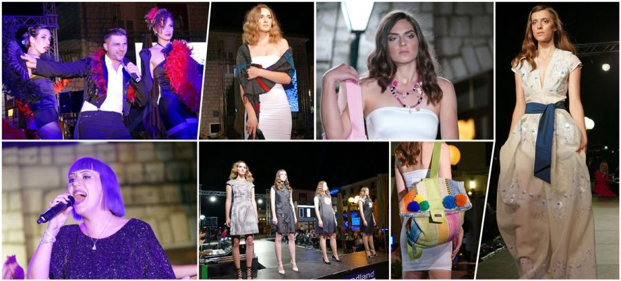 Spektakl mode, glazbe i plesa na 6. RAB FASHION SHOWU